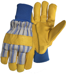 GLOVES, PIGSKIN LEATHER PALM