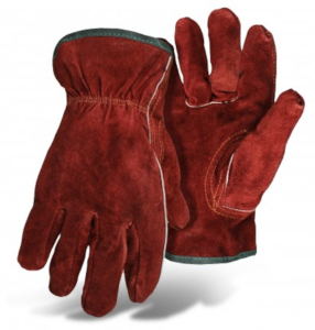 GLOVES, SPLIT COWHIDE INSULATE