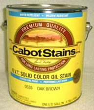 OVT SOLID OIL STAIN