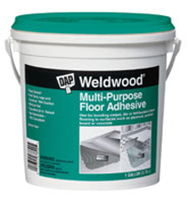 WELDWOOD MULTI-PURPOSE FLOOR ADHESIVE