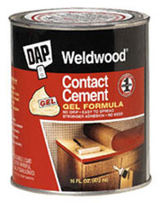 GEL FORMULA CONTACT CEMENT