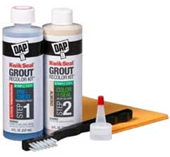 KWIK SEAL GROUT RECOLOR KIT