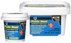 PLASTIC WOOD LTX CARPERNTER WOOD FILLER
