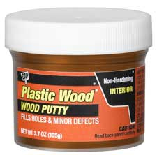PLASTIC WOOD WOOD PUTTY