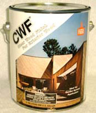 CWF CLEAR WOOD FINISH