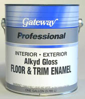 ALKYD FLOOR & TRIM ENAMEL