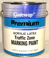 PREM ACRYLIC LTX TRAFFIC ZONE MARKING PIANT