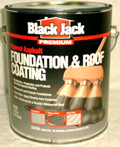 BLK FIBERED ROOF COATING