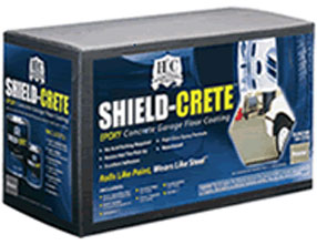 SHIELD-CRETE GARAGE KIT