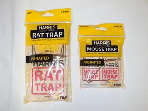 MOUSE/RAT WOODEN TRAP