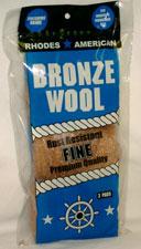 BRONZE WOOL 3/BAG