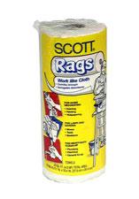 SCOTT (WHITE) RAGS