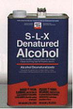S-L-X DENATURED ALCOHOL