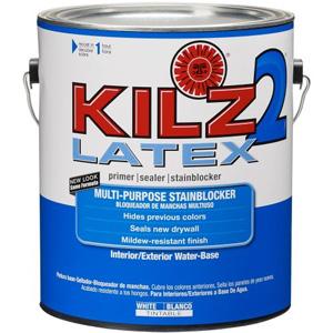 KILZ #2 INT/EXT LTX PRIMER