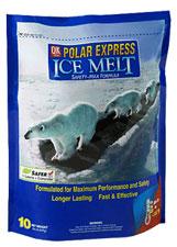 POLAR EXPRESS ICE MELT