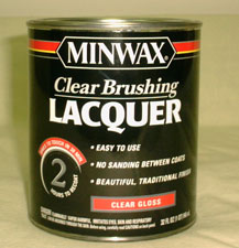 BRUSHING LACQUER