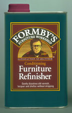 FORMBYS FURN REFINISHER