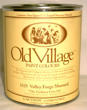 OLD VILLAGE  OIL COLORS