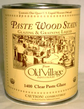 OLD VILLAGE  PASTE GLAZE