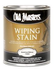 WIPING STAIN