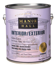 MANOR HALL INT/EXT