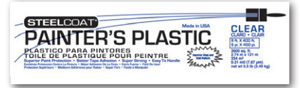 PLASTIC SHEETING .31MIL