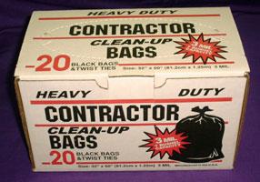 CONTRACTOR BAG