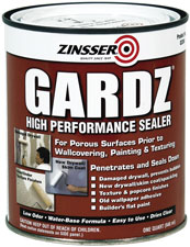 GARDZ DAMAGED DRYWALL SLR