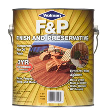 F&P WOOD FINISH