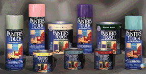 PAINTERS TOUCH