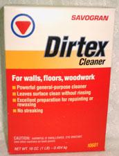 DIRTEX CLEANER