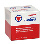 POWDER TILE GROUT