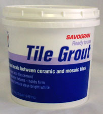 READY-TO-USE TILE GROUT