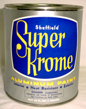 SHEFFIELD SUPER KROME
