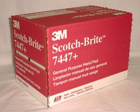 SCOTCH-BRITE PADS