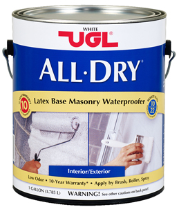 ALL-DRY WATERPROOFER