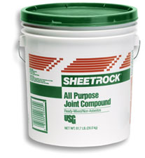 SHEETROCK JOINT COMPOUND