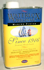 WATERLOX MARINE FINISH