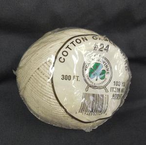 COTTON CABLE CORD