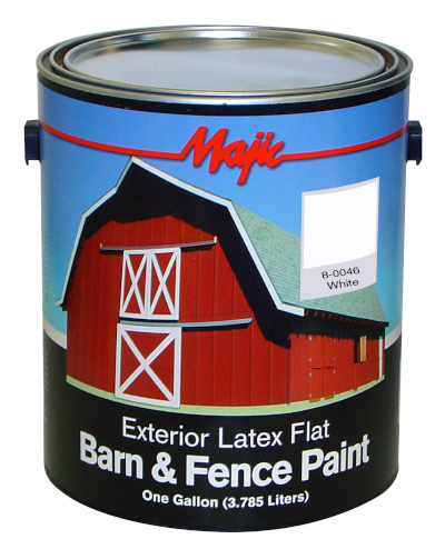 BARN & FENCE PAINT